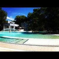 Photo taken at Alborea Eco Lodge Suites by Kaos on 9/7/2012