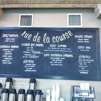 Photo taken at Rue De La Course by Ubiquitous N. on 5/31/2012