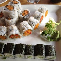Photo taken at Symphony Sushi by Tyler K. on 8/25/2012
