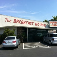 Photo taken at Perry's Cafe by Mike B. on 7/10/2012