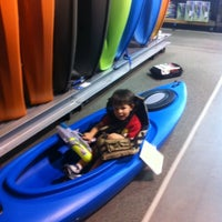 Photo taken at DICK'S Sporting Goods by Melissa M. on 5/20/2012