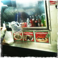 Photo taken at Tacos Morelos by Henry W. N. on 3/30/2012