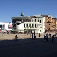 Photo taken at McDonald's by Aleksey Z. on 7/10/2012