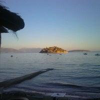 Photo taken at Gorilla Cafe by Katrin P. on 2/25/2012