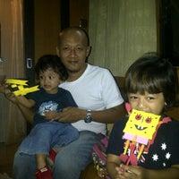Photo taken at caravan badak-taman safari indonesia by dheny r. on 8/25/2012