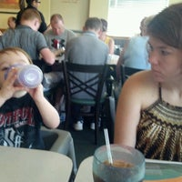 Photo taken at Denny's by Tom L. on 7/12/2012