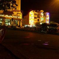 Photo taken at Đại Lý Xe Khách Sao Việt Lào Cai by Long N. on 5/18/2012