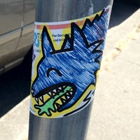 Photo taken at MacArthur BART Parking Lot by Lisa on 7/15/2012