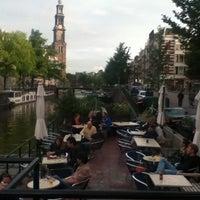 Photo taken at Café P96 by Carolina B. on 7/14/2012