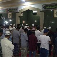 Photo taken at Masjid Baitul Hikmah by andri b. on 8/3/2012