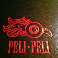 Photo taken at Peli Peli by Melanie B. on 6/16/2012