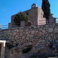 Photo taken at Ermita de Sant Pau by Ramon M. on 7/29/2012