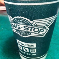 Photo taken at Wingstop by Jesse H. on 9/1/2012