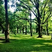 Photo taken at Kronvalda parks by Linards L. on 6/8/2012