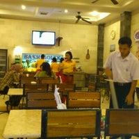 Photo taken at Bakmi Golek by Bembeng G. on 3/21/2012