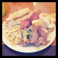 Photo taken at A+ Buffet Mongolian Grill by Andy S. on 9/13/2012