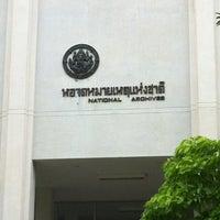 5/15/2012 tarihinde Clubx X.ziyaretçi tarafından National Library of Thailand'de çekilen fotoğraf