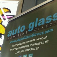 Photo taken at AGD Auto Glass & Tint Co. by Cindy H. on 10/5/2011
