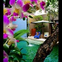 Photo taken at Di Astana Villa Bali by Wahyu M. on 3/10/2012