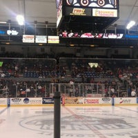 Photo taken at The Oncenter War Memorial Arena by Sean K. on 11/13/2011
