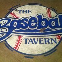 Photo taken at The Baseball Tavern by Bob V. on 9/8/2012