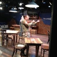 Photo taken at Strawdog Theatre Company by James J. on 2/23/2012