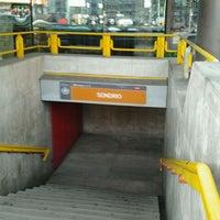 Photo taken at Metro Sondrio (M3) by Carlo C. on 12/15/2011