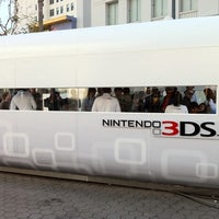 Photo taken at Nintendo 3DS Demo Pod experience - LA by Ash P. on 3/14/2011