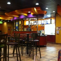 Photo taken at Taco Bell by Seth M. on 2/17/2011