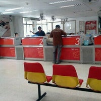 Photo taken at Rong Mueang Post Office by Misa C. on 11/3/2011