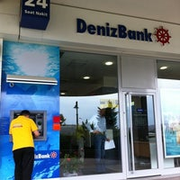 Photo taken at DenizBank by Candeniz Ü. on 6/10/2011