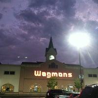 Photo taken at Wegmans by Sarah O. on 7/8/2012