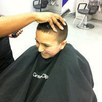 Photo taken at Great Clips by John P. on 3/10/2012