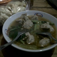 Photo taken at Bakso sektor 3 by Mahade A. on 1/27/2012