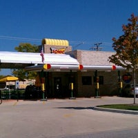 Photo taken at Sonic Drive-In by Urban S. on 10/5/2011