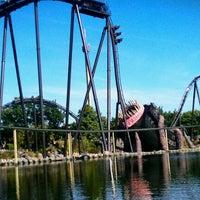Photo taken at Heide-Park Resort by Mya D. on 9/4/2012