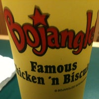 Photo taken at Bojangles' Famous Chicken 'n Biscuits by JiMmie P. on 12/22/2011