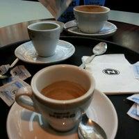 Photo taken at Caffè Nero by Paweł W. on 3/10/2012