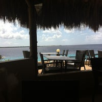 Photo taken at Buddy Dive Resort Bonaire by Martijn B. on 10/3/2011