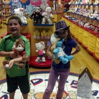 Photo taken at Build-A-Bear Workshop by Alexis A. on 7/20/2012