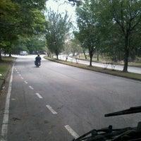 Das Foto wurde bei Persiaran Sabak Bernam von Andik M. am 7/30/2012 aufgenommen
