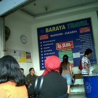 Photo taken at Baraya Travel by Savitri I. on 6/28/2012