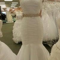 Photo taken at David's Bridal by April on 8/28/2012