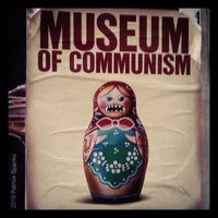 Photo taken at Museum of Communism by Denis P. on 5/28/2012