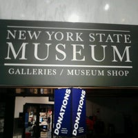 Photo taken at New York State Museum by Charles B. on 7/26/2012