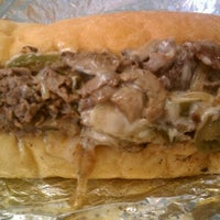 Photo taken at Jersey Mike's Subs by Robert M. on 8/6/2011