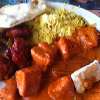 Photo taken at Shalimar Tandoor Grill & Bar by Cindy P. on 7/20/2011