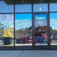 Photo taken at A Dry Cleaners by Linny on 1/14/2012
