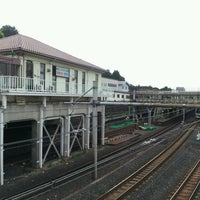 Photo taken at Uguisudani Station by mizuman on 6/23/2012