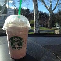 Photo taken at Starbucks by Carrie V. on 4/4/2012